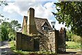 SU9081 : White Place Lodge by N Chadwick