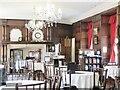 SY6990 : Dorchester - Oak Room Tearooms by Colin Smith