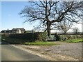 SE9033 : Castle  Farm  and  junction  of  Awnhams  Lane  and  B1230 by Martin Dawes
