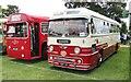 SU7240 : Alton Bus Rally 2019 - Skegness Bus by Colin Smith
