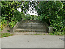 SE1731 : Steps in Bowling Park by Stephen Craven