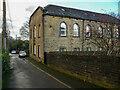 SE1123 : Former Wesleyan Chapel, Chapel Lane, Southowram by Humphrey Bolton
