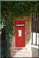 TF2399 : Victorian postbox at East Ravendale by Ian S