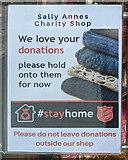 TF0920 : Stay Home notice by Bob Harvey