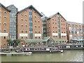 SO8218 : Gloucester Docks - Kimberley Warehouse by Colin Smith