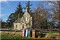 NJ2650 : Smallburn Farm House by Anne Burgess