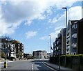 TV6099 : Upperton Road, Eastbourne (A259) by PAUL FARMER
