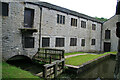 SD7721 : Higher Mill, Helmshore by Chris Allen