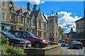 NZ0516 : Barnard Castle : Market Place by Lewis Clarke