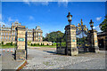 NZ0516 : Barnard Castle : The Bowes Museum by Lewis Clarke