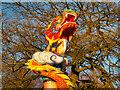 SD8304 : Lightopia Dragon, Heaton Park by David Dixon