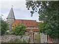 TQ4303 : St John's Church, Piddinghoe by PAUL FARMER