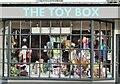 SU5832 : New Alresford - The Toy Box by Colin Smith