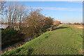 TL3569 : Bridge over Covell's Drain by Hugh Venables