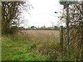 SK7241 : Footpath to Scarrington by Alan Murray-Rust