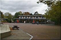 TQ2883 : Barclay Court, ZSL London Zoo by N Chadwick