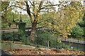 TQ2783 : Primrose Hill Canal Footbridge by N Chadwick
