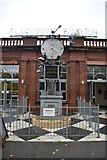 TQ2883 : Bird Clock, London Zoo by N Chadwick