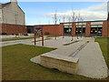 NS2775 : Broomhill Gardens & Community Hub by Thomas Nugent