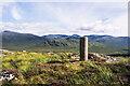 NN4179 : Summit area of Meall Luidh Mòr by Trevor Littlewood
