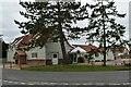 TM2452 : Moat Barn Nursery School, Burgh by Simon Mortimer