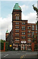 SD6928 : Imperial Mill, Blackburn by Chris Allen