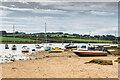 NU2410 : Aln Estuary by Ian Capper