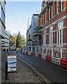 TL4458 : Cambridge Union restoration and redevelopment by John Sutton