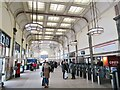 ST1875 : Cardiff Central - Concourse by Colin Smith