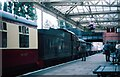 SK5419 : 6990 awaits departure at Loughborough Central Station, Great Central Railway by Martin Tester