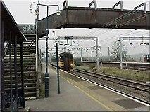 SK2603 : Polesworth railway station by Tim Glover