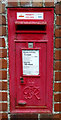 SE6482 : George VI postbox on Main Street, Harome by JThomas