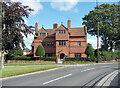 SJ4663 : Church Farm, Waverton by Stephen Richards