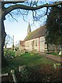 TA0656 : St  Mary's  Church  and  cross  in  the  graveyard by Martin Dawes