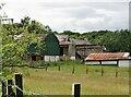 NZ0749 : Old farmstead at Wharnley Burn by Robert Graham