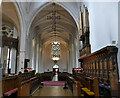 NJ9406 : St Andrew's cathedral, Aberdeen - north aisle  by Stephen Craven