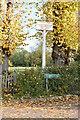 TQ4864 : Village sign, Chelsfield by N Chadwick