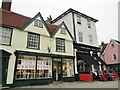 TL8564 : Bury St Edmunds - Angel Hill by Colin Smith