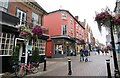 TL8564 : Bury St Edmunds - Abbeygate Street by Colin Smith
