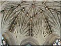 TG2308 : Norwich Cathedral - Fan Vaulting by Colin Smith