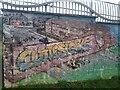 SP5110 : Cutteslowe Walls artwork by Pierre Marshall