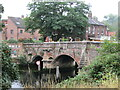 TG2308 : Norwich - Bishop Bridge by Colin Smith