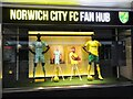 TG2308 : Norwich City FC Fan Hub by Colin Smith