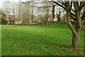 ST6380 : Green space by Newbrick Road by Derek Harper