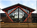 NZ3281 : Blyth Boathouse, Quay Road, Blyth by Geoff Holland