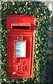 SX7766 : Postbox, Woolston Green by Derek Harper