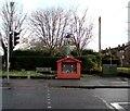 SJ9391 : Woodley Crib by Gerald England