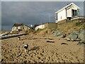 SH7779 : Little Shore walk by Jonathan Wilkins