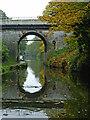 SJ8708 : Brewood Bridge in Staffordshire by Roger  Kidd