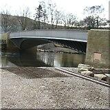 NY4624 : The new Pooley Bridge by David Purchase